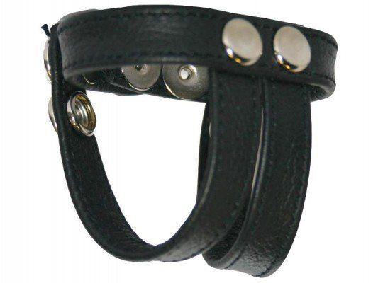 Arab strap cock rings