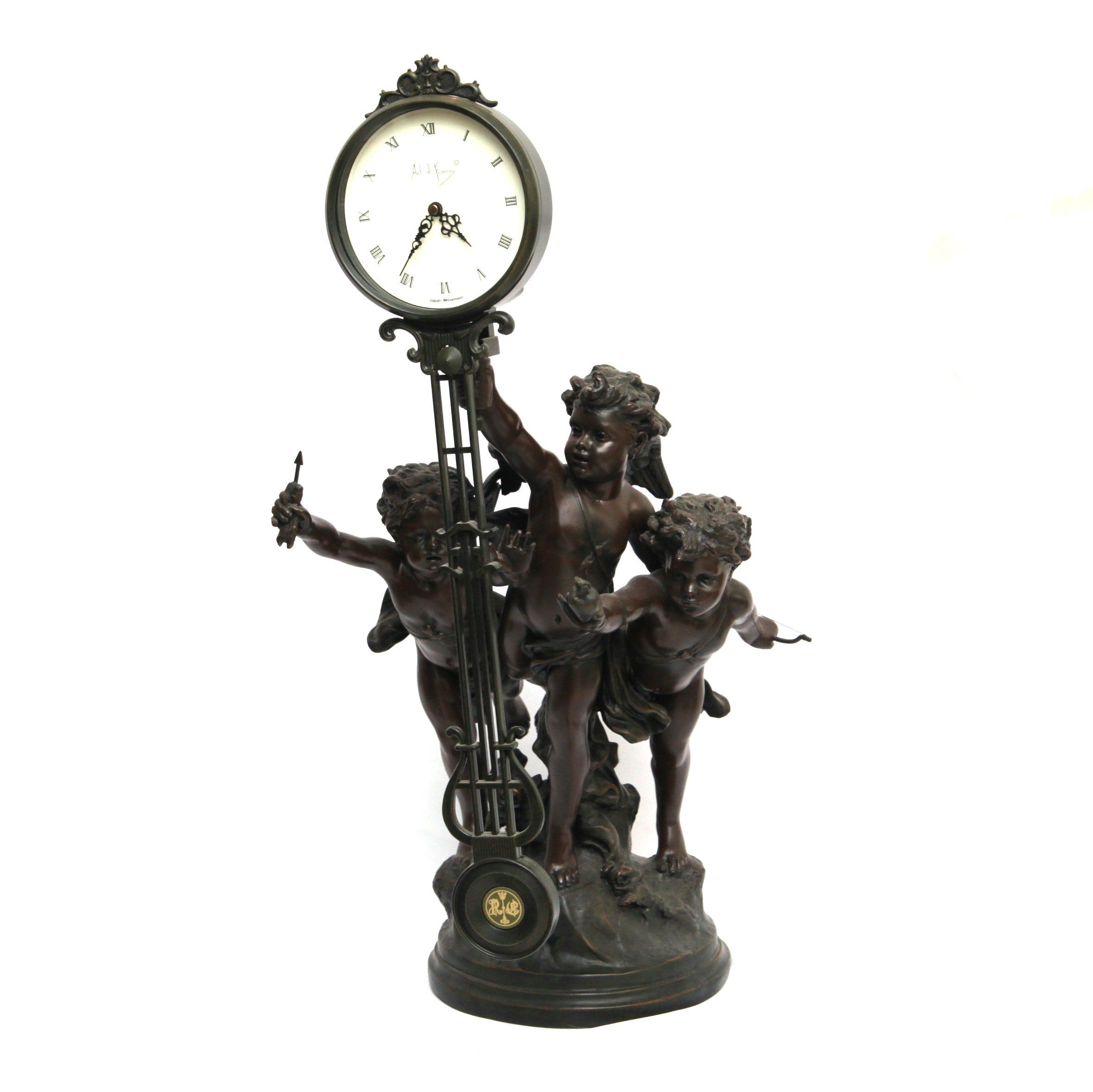 best of Swinger clocks deco Art
