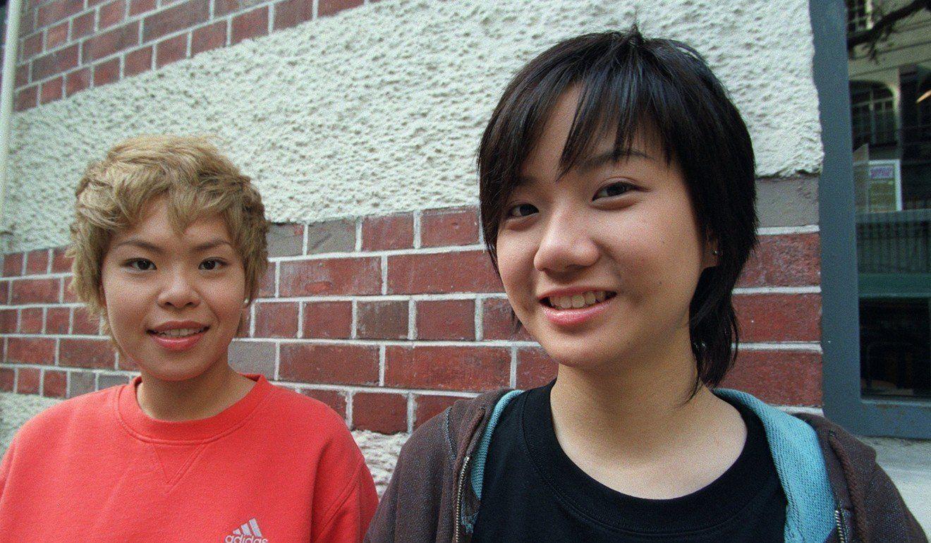 Asian girl from on ellen singing