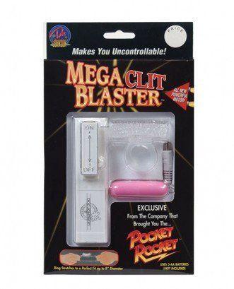 best of Vibrating pink vibrating Mega Rings clit Cock blaster rings
