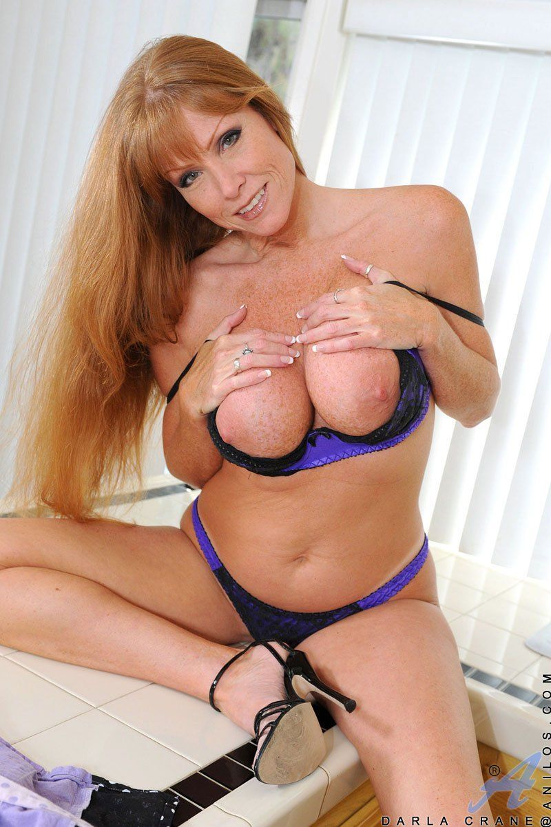 Rookie reccomend Mature housewife showing off big knockers
