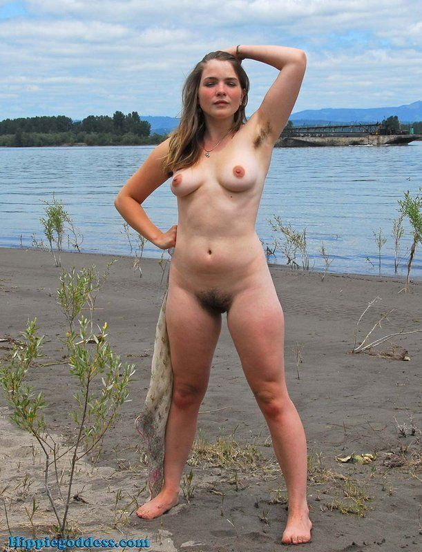 More modest naked girls very hairy pussy