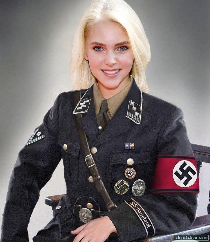 Nazi Ebony Porn - Beautiful nazi girls nude - Sex photo.