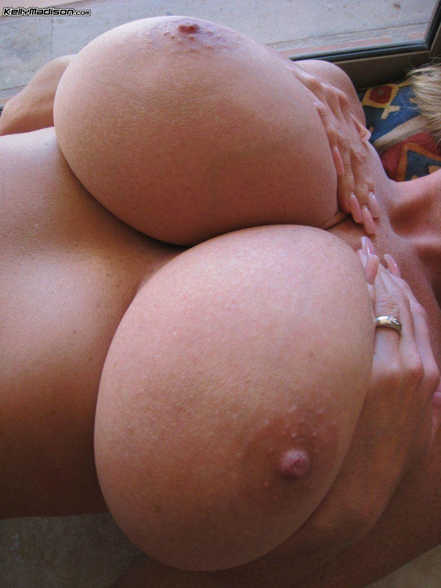 Nude boobs close up