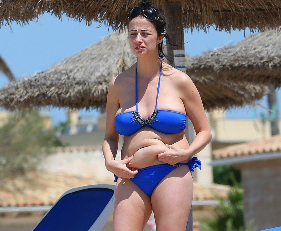 Opinion you nude Chantelle houghton were