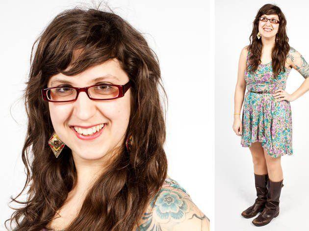 Bisexual woman new york