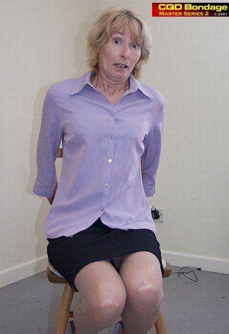 Granny bondage porn pity