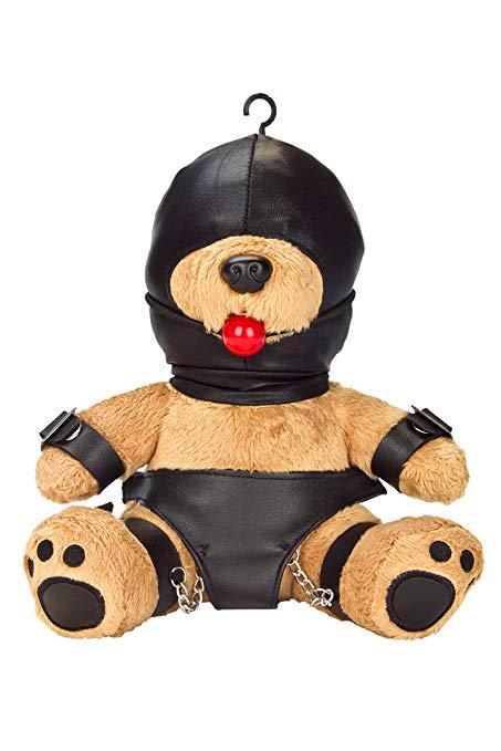 Pocky reccomend Bondage teddy bear ornament