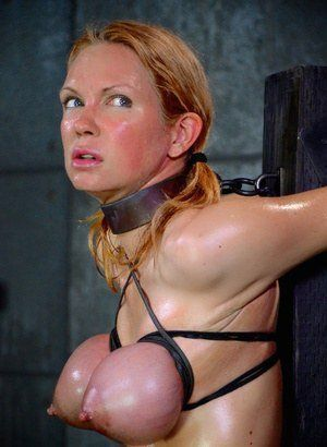 Foot-long reccomend Bondage titss galleries