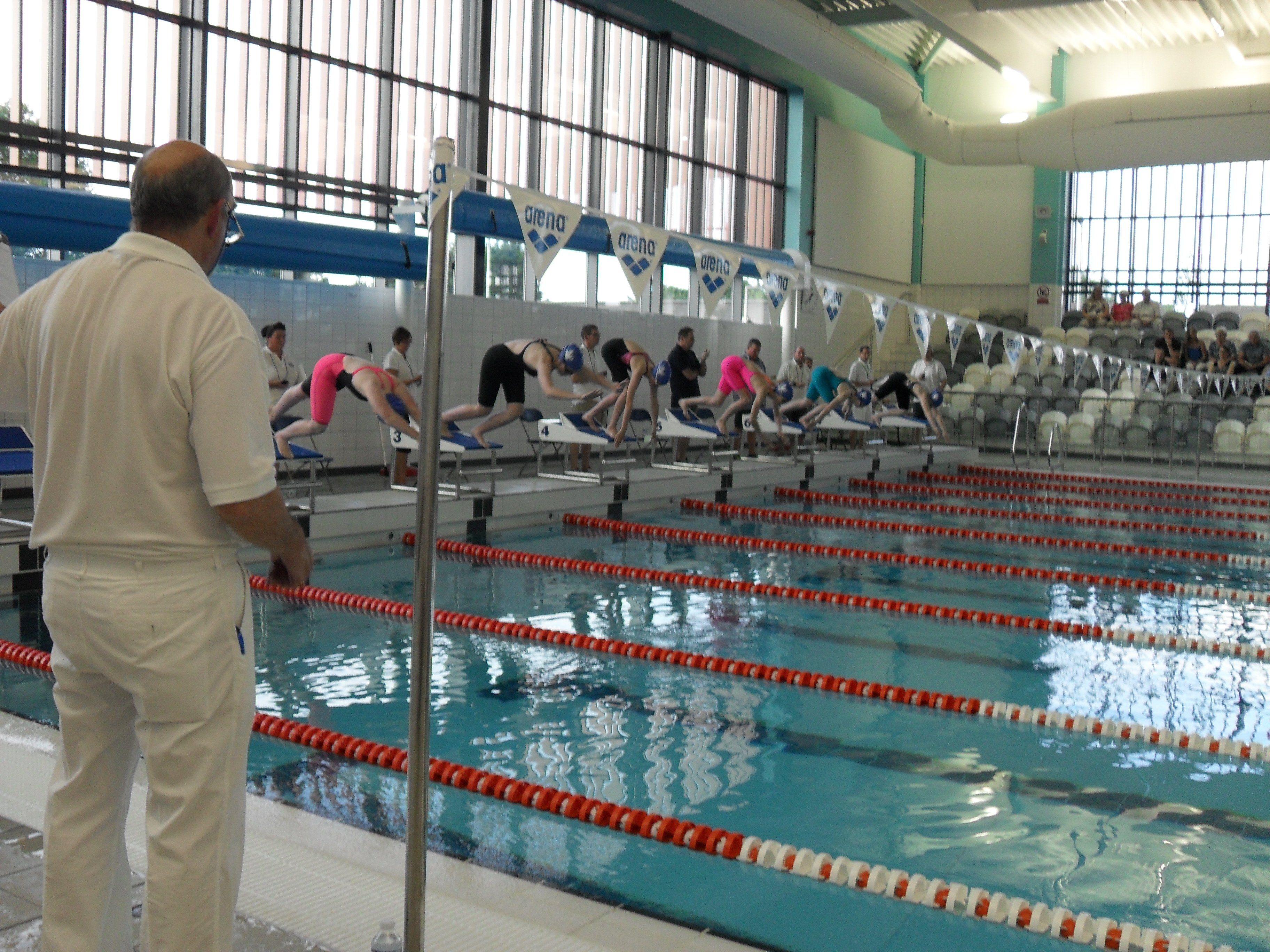 Finch reccomend British amateur swimming association
