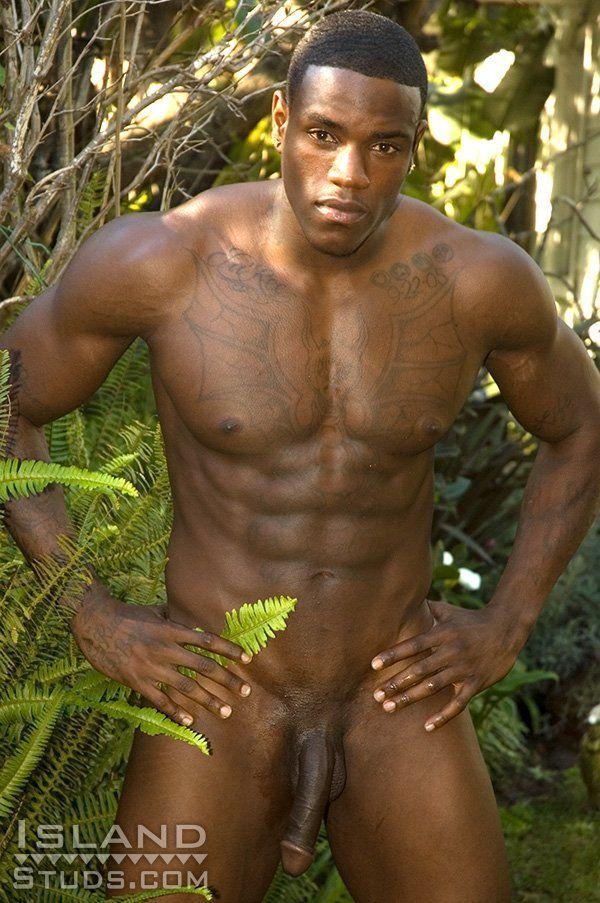 Inventor reccomend Buff nude black guys