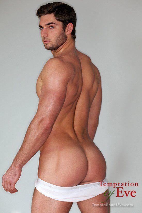 Bikini butt pantie