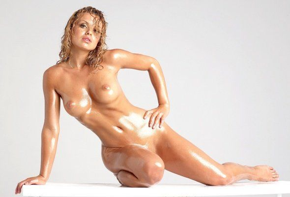 best of Girls Sexy nude oiled