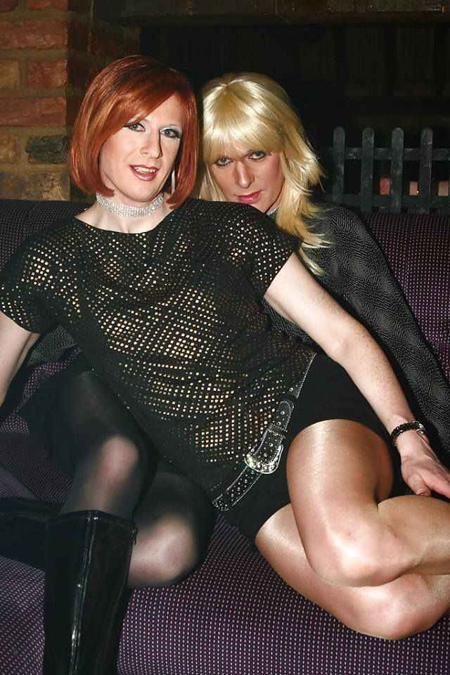 Transvestites andtheir wives