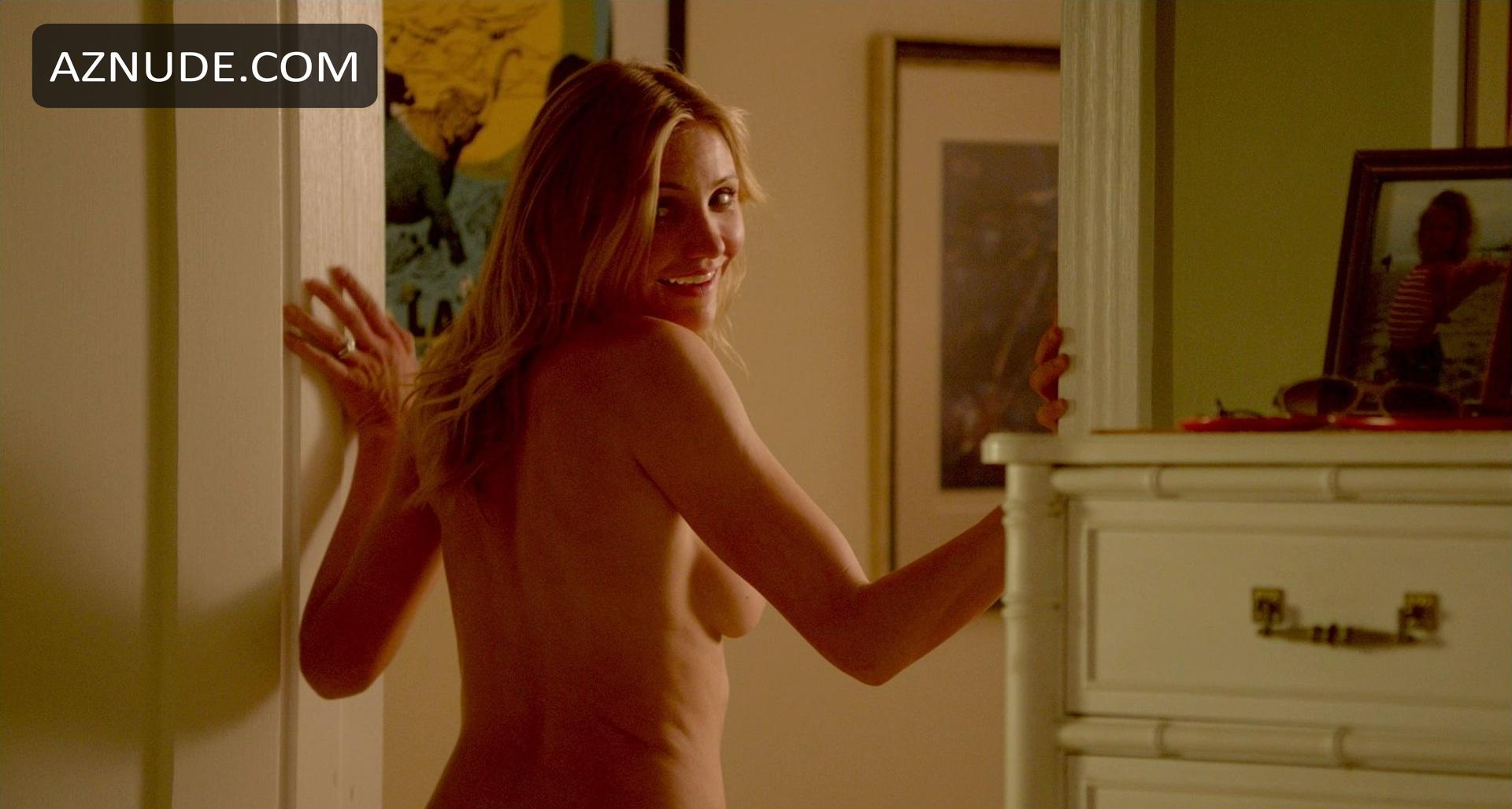 cameron diaz nude naked pussy