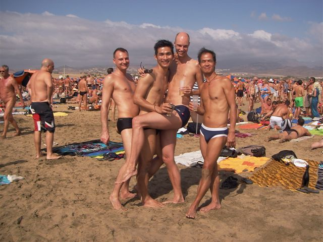 Canary islands gay