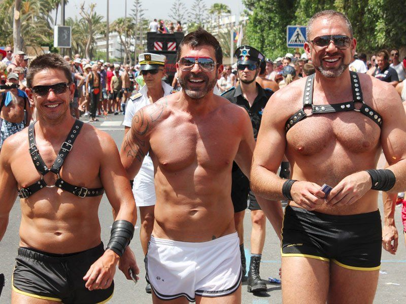 best of Gay Canary islands