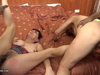 best of Videos sex Granny interracial