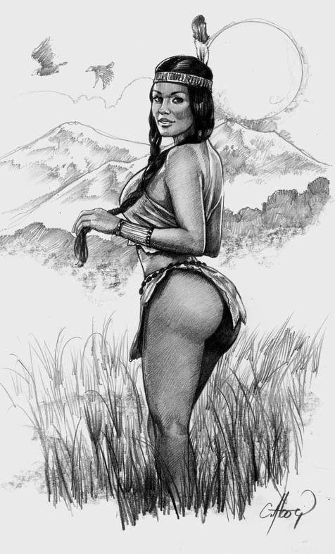 Whisky G. reccomend Sexy nude women sketch