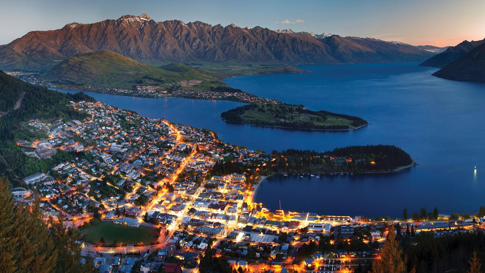Black W. reccomend New Zealand
