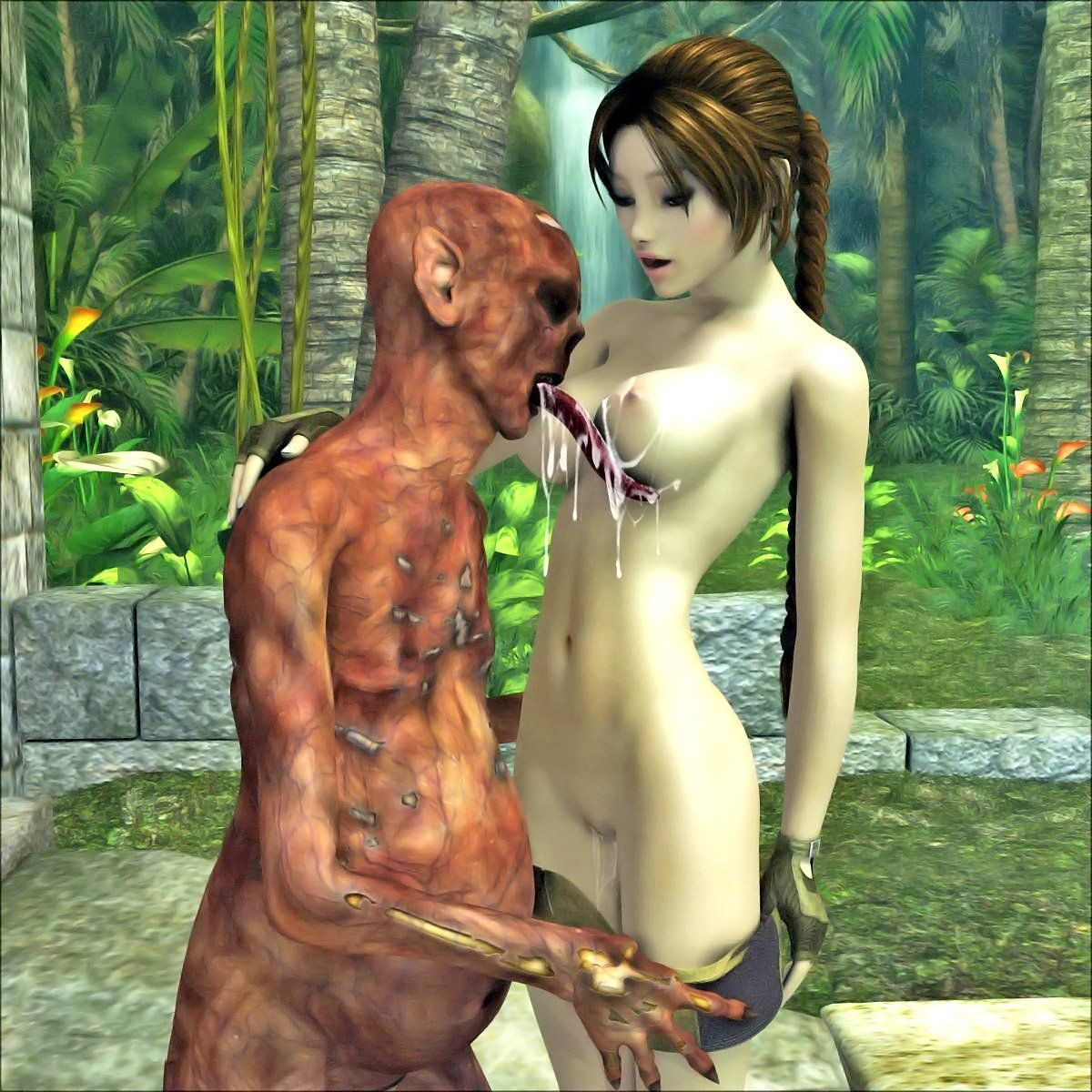 Zombies female fat naked apologise