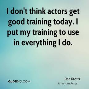 Salty reccomend Don knotts funny quotes