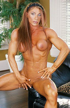 Seems behind nude female muscle consider, that you