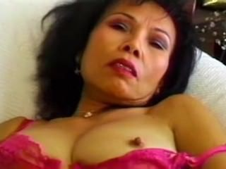 Can mature porn star bambi idea Without