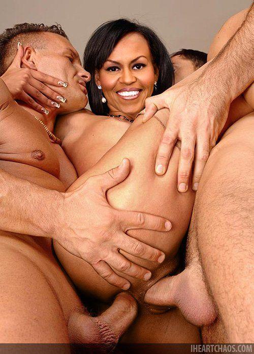 best of Hard porn Michel obama