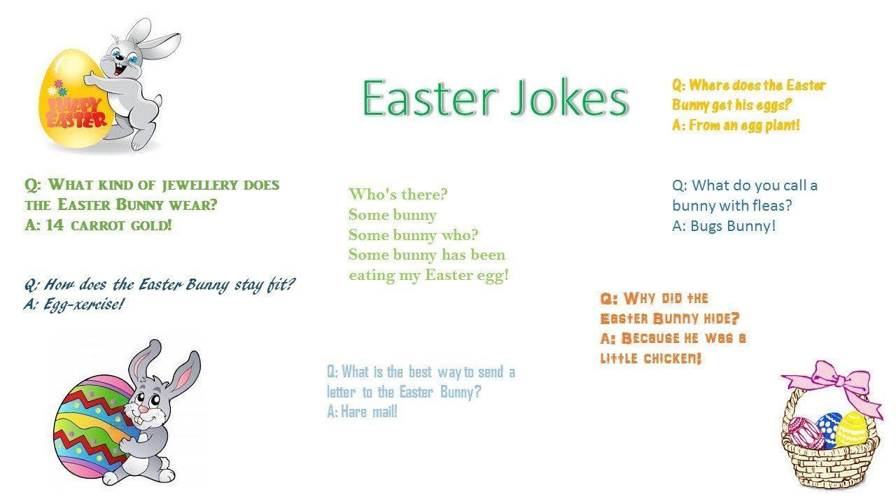 best of Joke Easter knock bunny knock