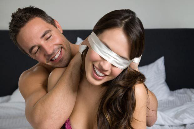 Beamer reccomend Bondage for couples