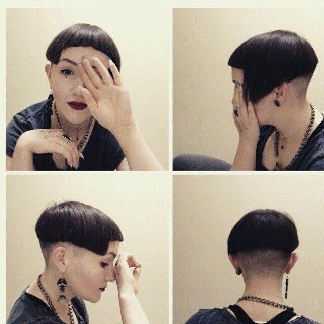 Split /. S. reccomend Extreme hair fetish