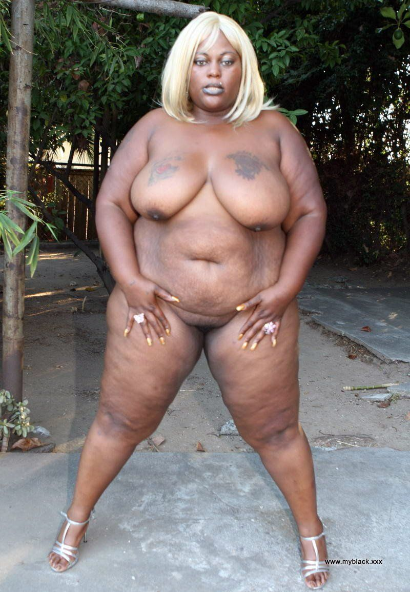 TRACI: Fat Black Girl Gangbang