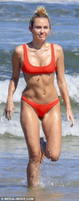 best of Pictures Cyrus bikini