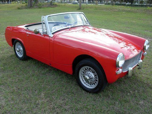 1966 mg midget service manual