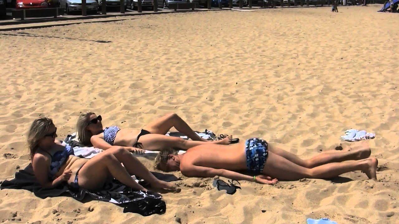 Hot and wild beach girls gifs
