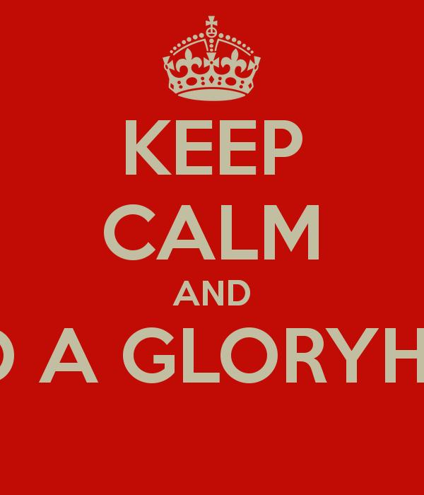 Glory find hole a Glory Hole
