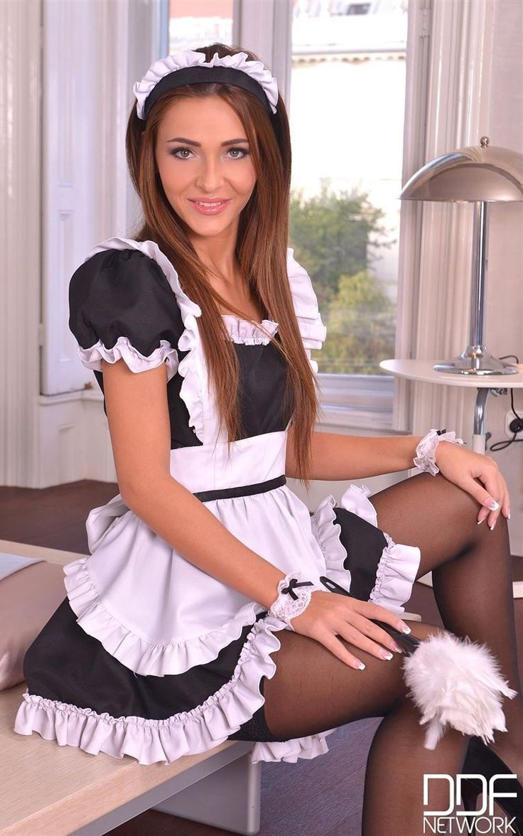 best of Porn French maid dress