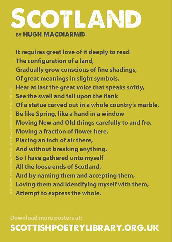 Funny scottish christmas poems