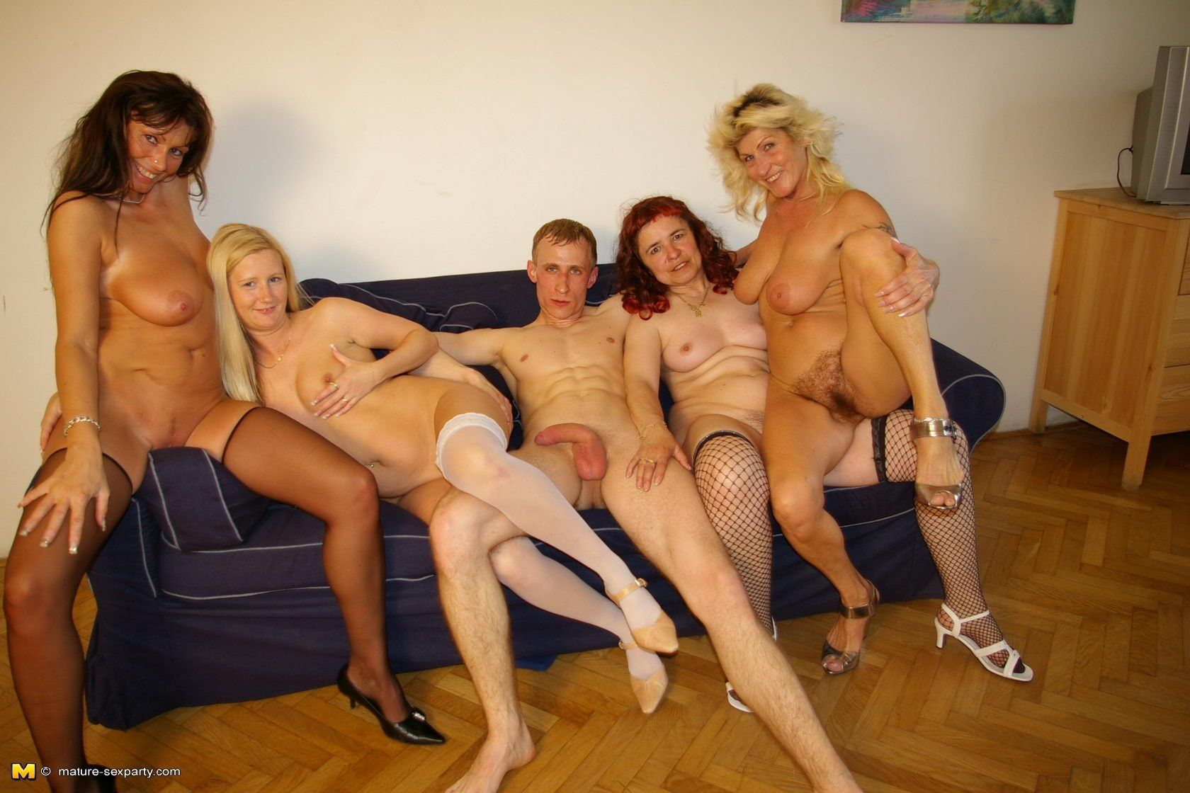 Long mature gangbang porn apologise, but
