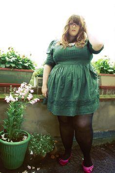 Horny chubby nn girl
