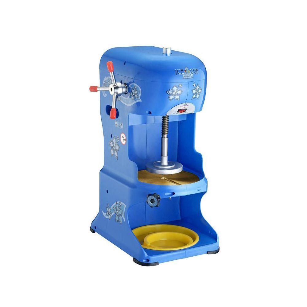 Banana B. reccomend Ice machine shaved