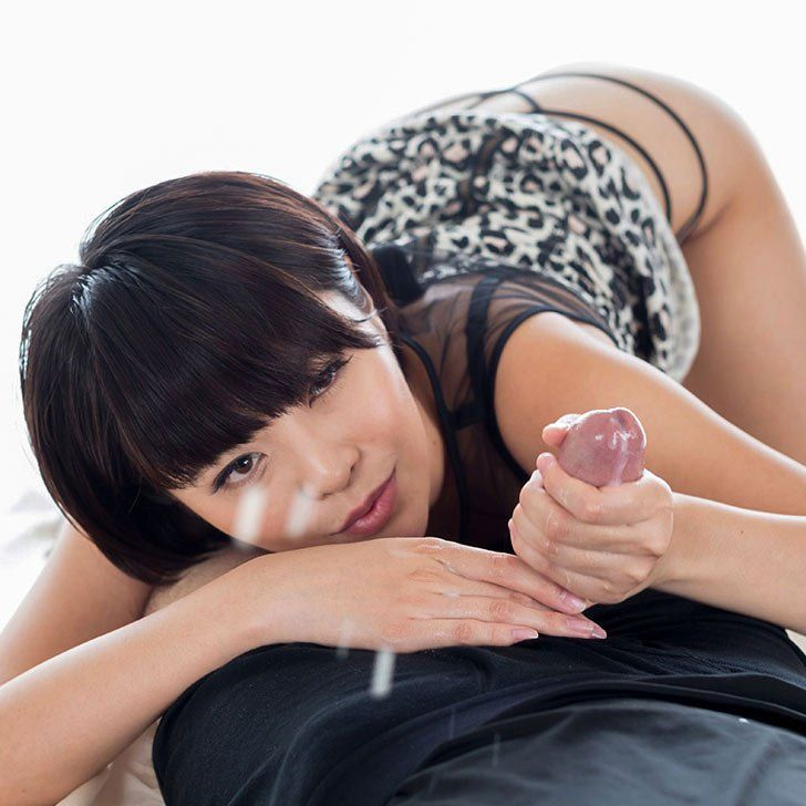 best of Handjob training Japanese