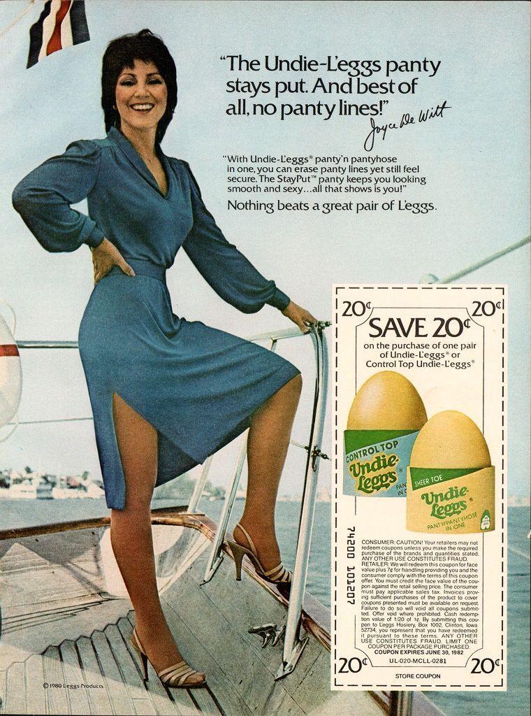 best of Legs pantyhose dewitt Joyce in