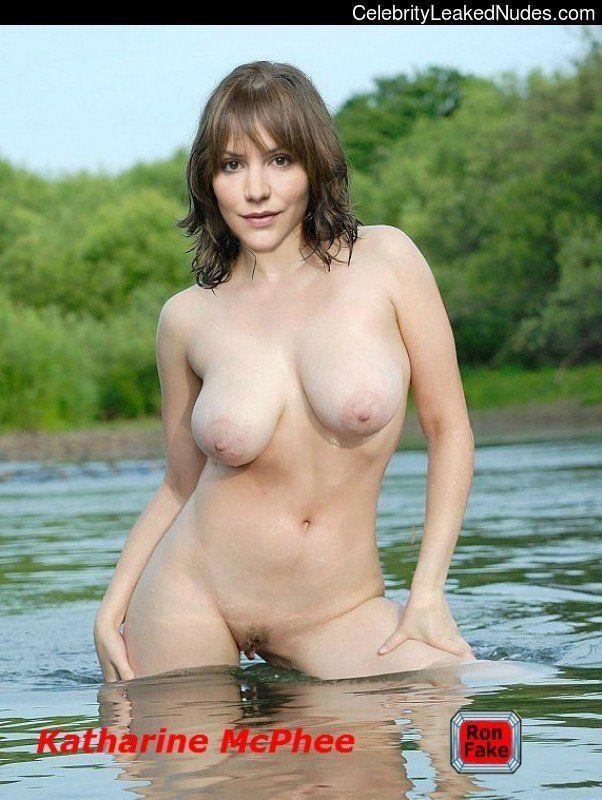 katharine-mcphee-sexy-fake-nude-position