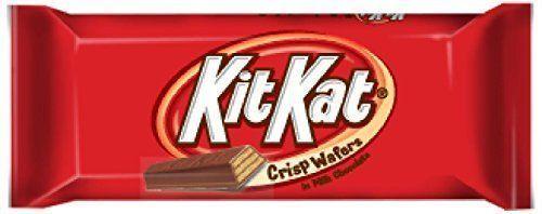 Comet reccomend Kitkat fun size