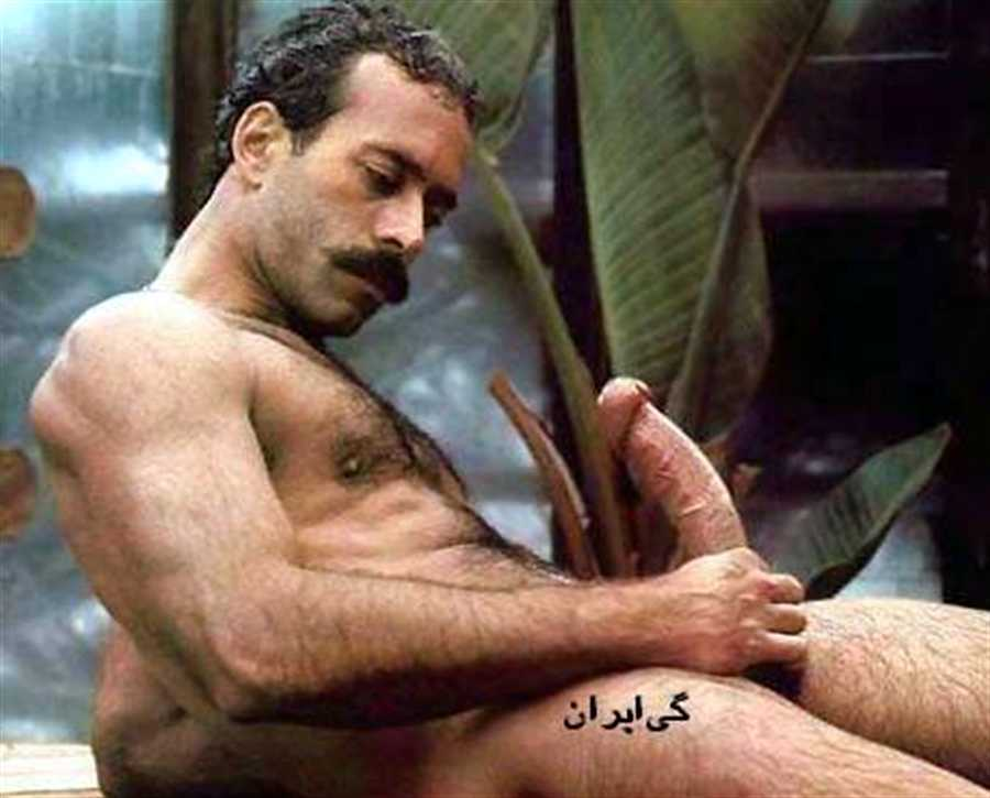Mature arab men naked