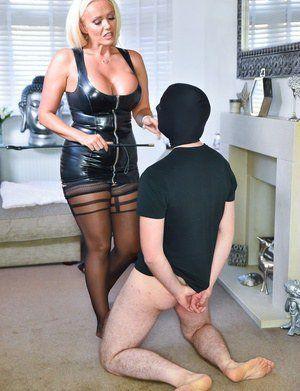 Bullseye reccomend Mature femdom seduces boy