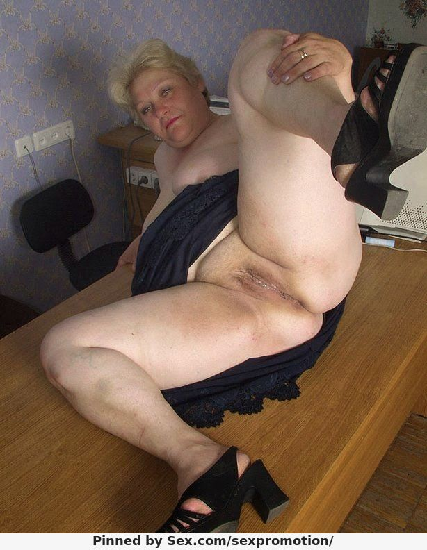Mature plump cunt