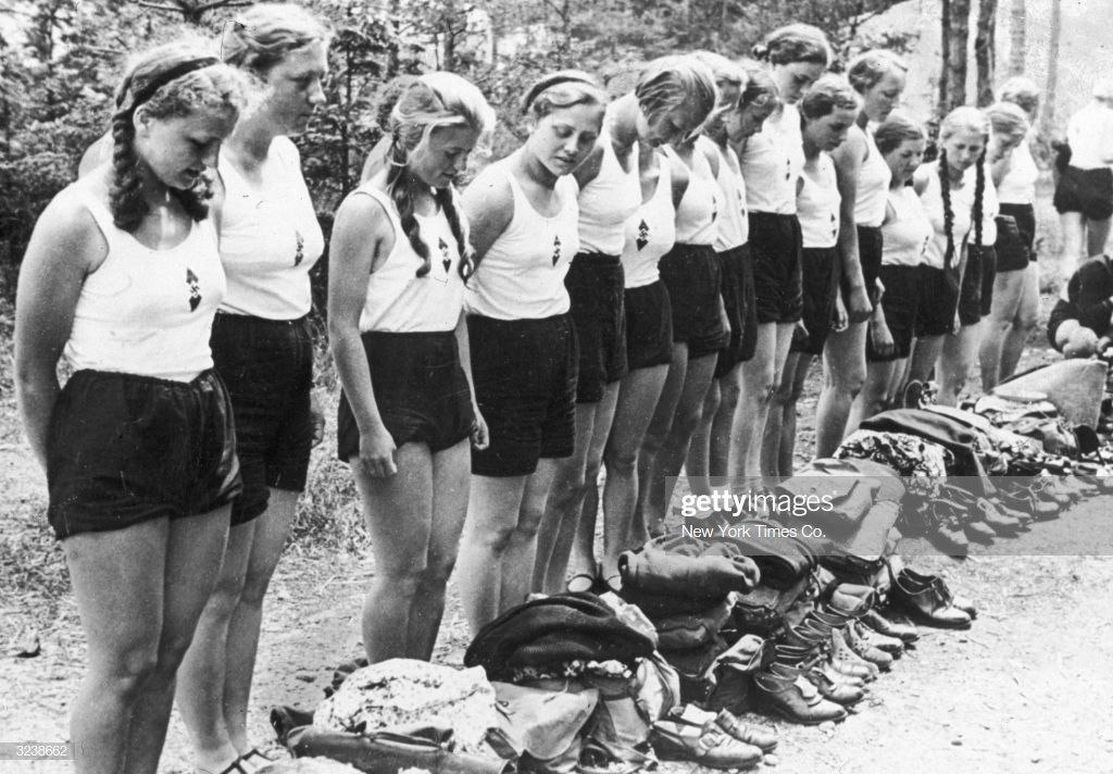 Nazi german women